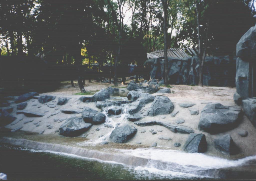 Киевский зоопарк. Медвежий континент - фото 12