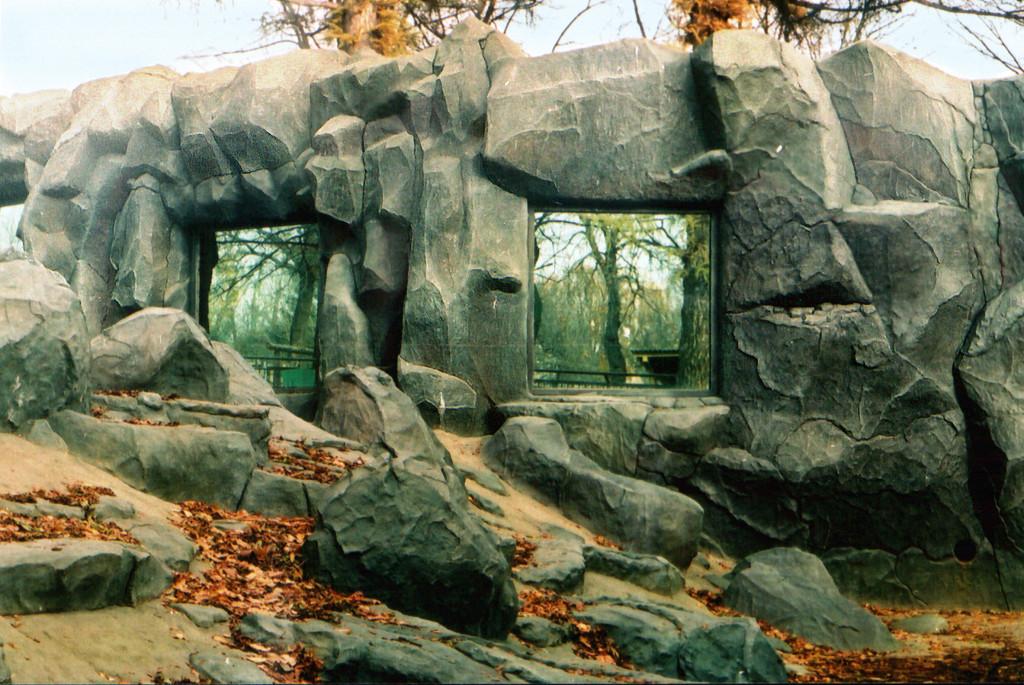 Киевский зоопарк. Медвежий континент - фото 14