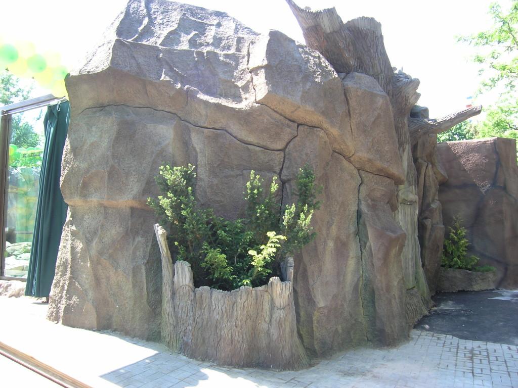 Киевский зоопарк. Медвежий континент - фото 2