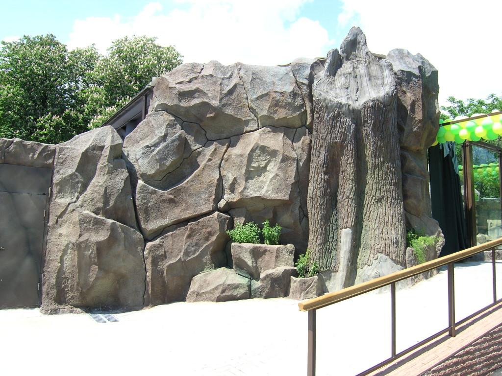 Киевский зоопарк. Медвежий континент - фото 4